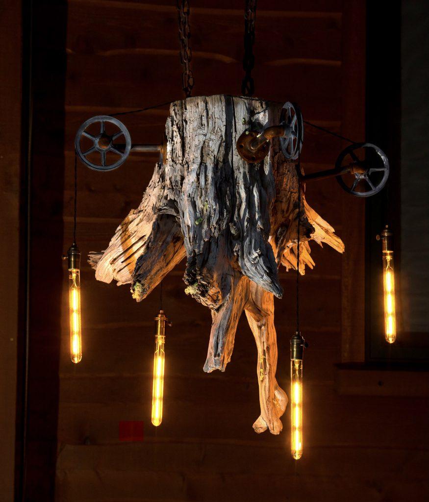 Lacrima lamp by Bosco Via Gio