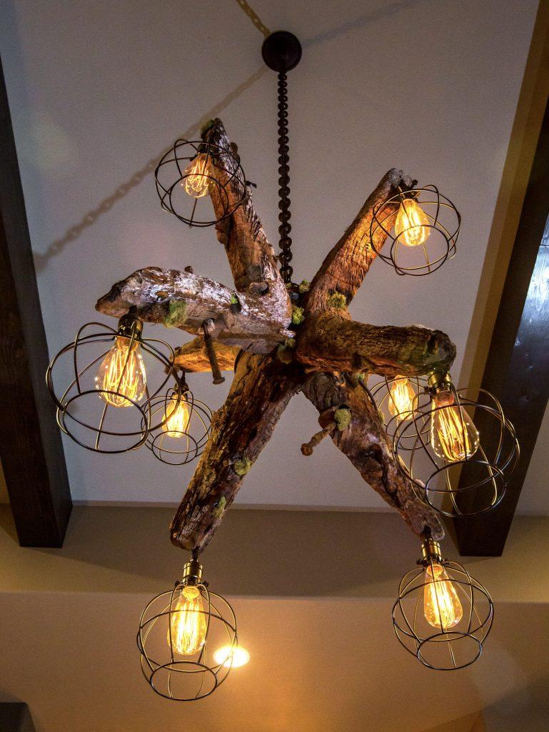 Fuoco lamp by Bosco Via Gio