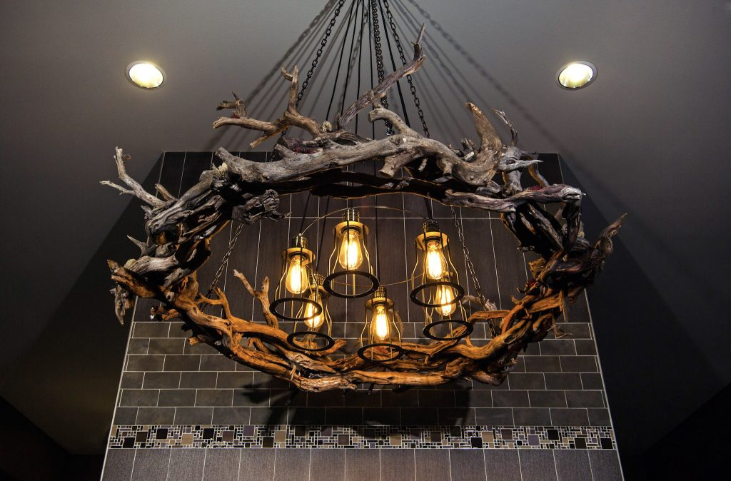 Aquillare lamp by Bosco Via Gio