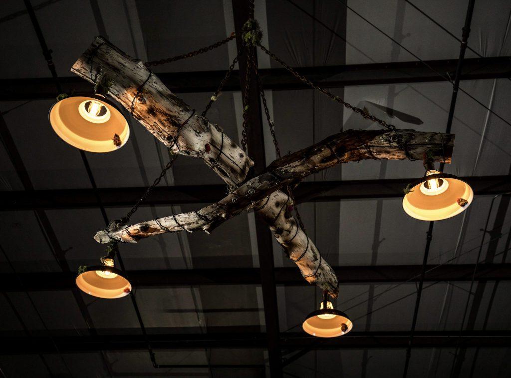 Mostro lamp by Bosco Via Gio